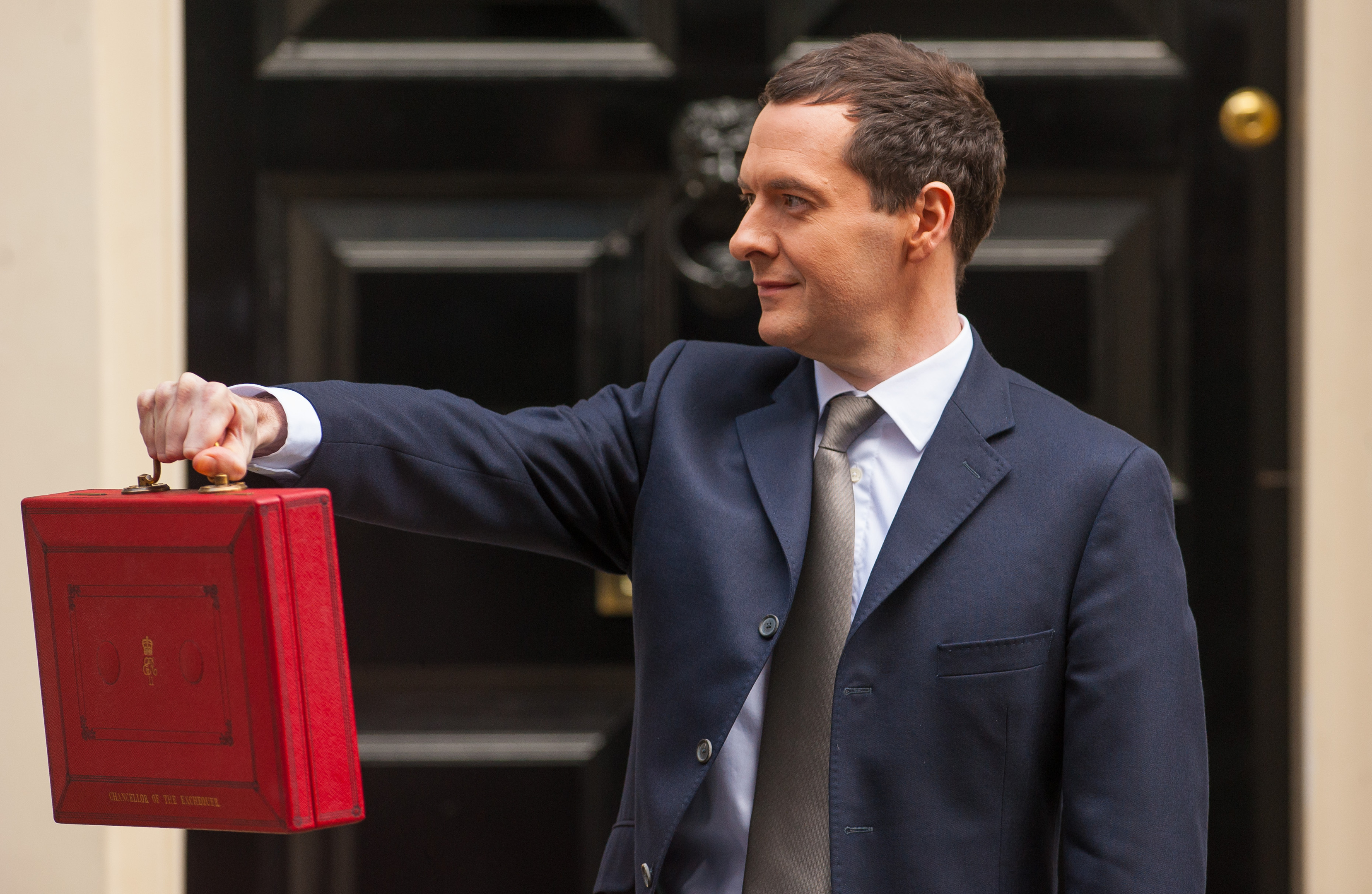 Fears:  The Chancellor, George Osborne is expected to announce that Scotland's Big Lottery funding will drop from £70m to £40m.