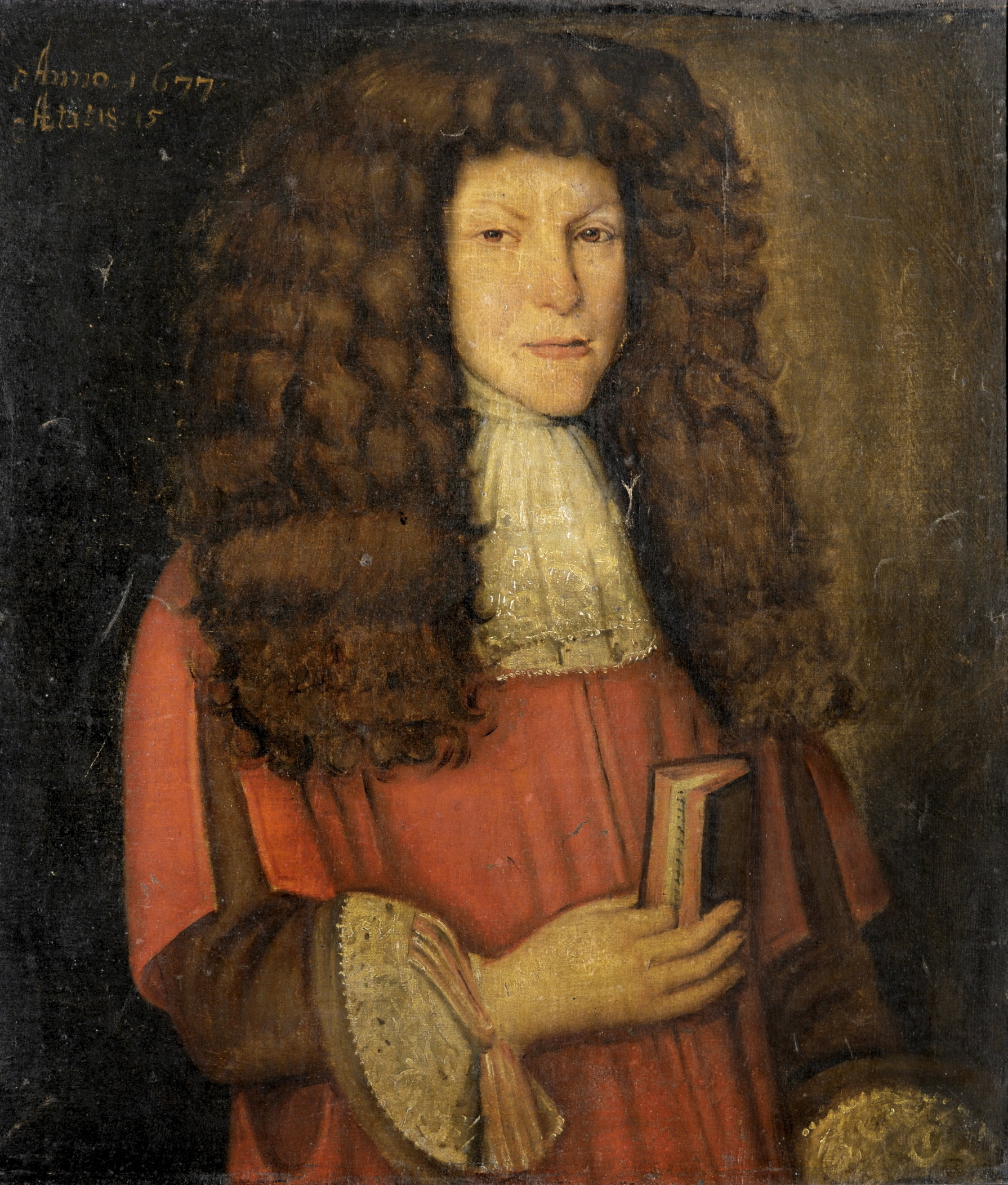 a late 17th century student.