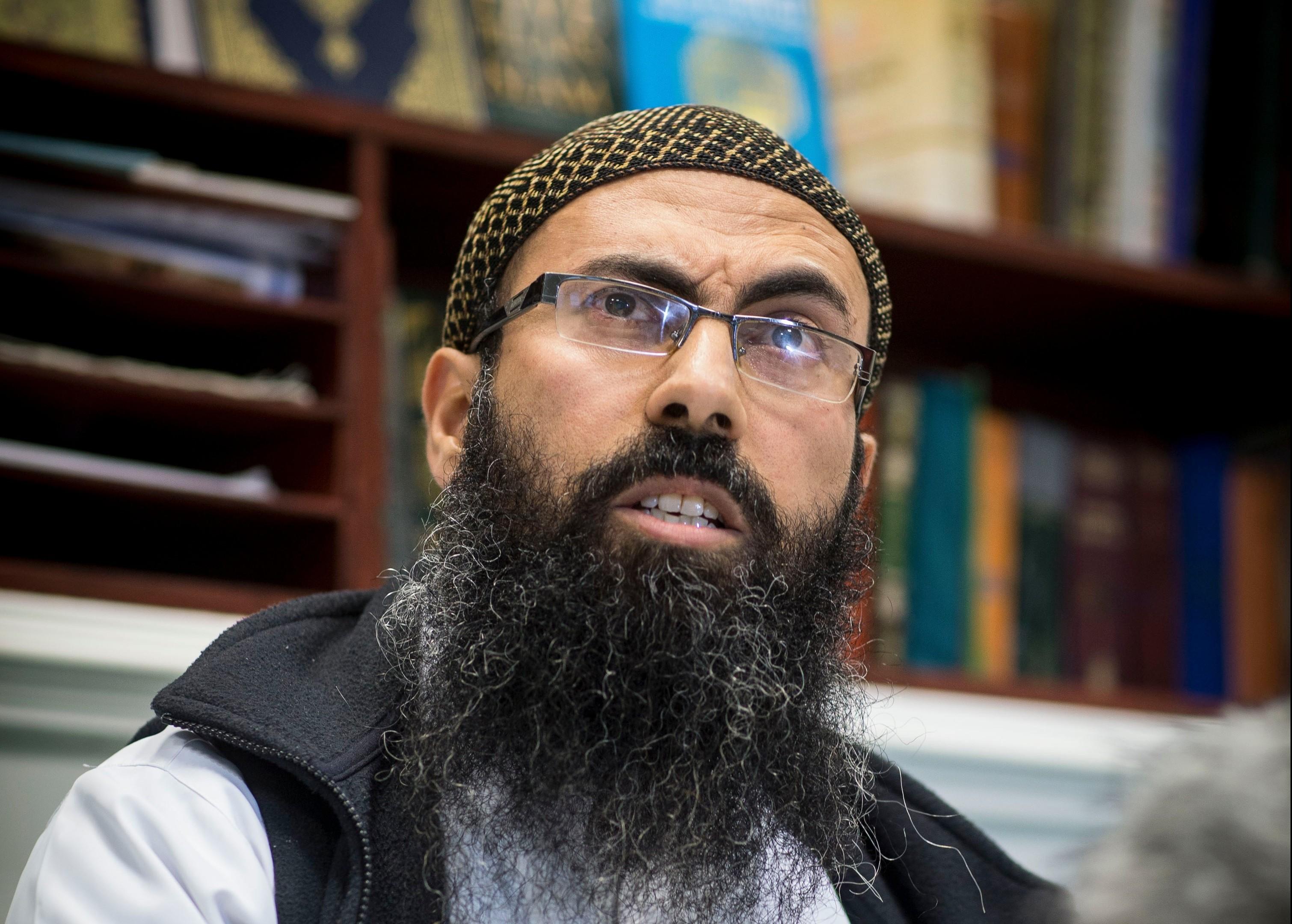 Imam Ibrahim Alwawi.