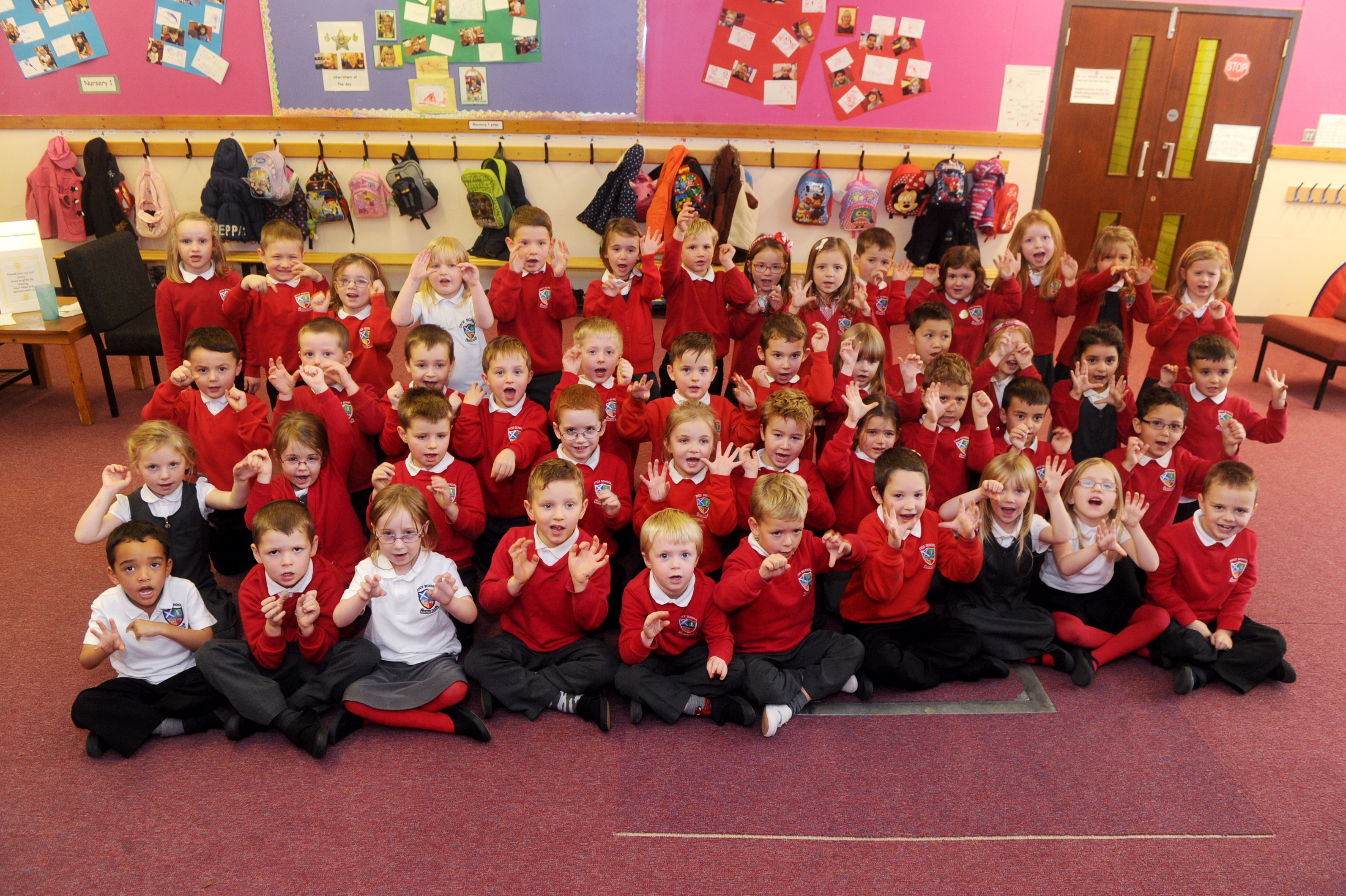 Dyce School will be one of the five primaries to take to the stage at Aberdeen's Music Hall.