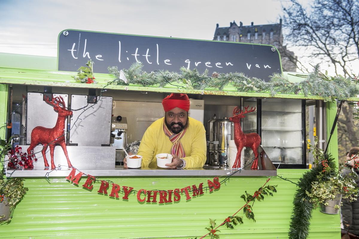 celebrity:  Chef Tony Singh.