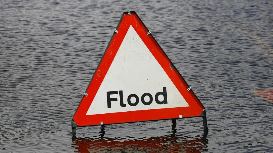 Flood warnings have been issued for the North-east