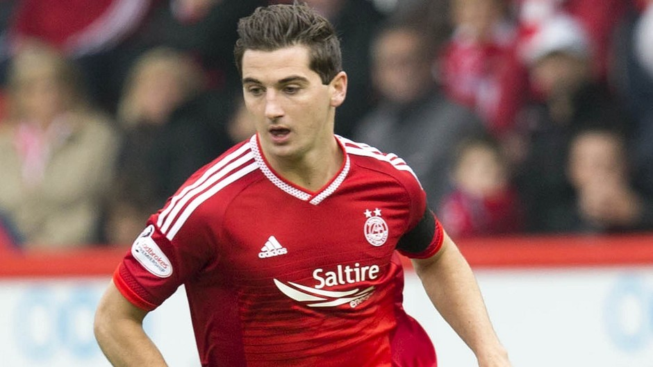 Kenny McLean will start for Scotland in Prague tonight.
