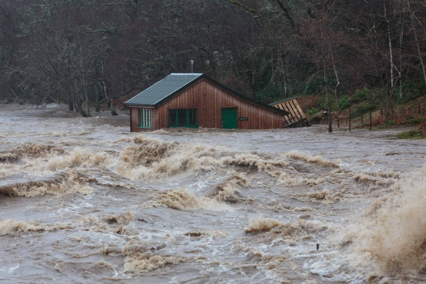 Further flood warnings have been issued for the North-east