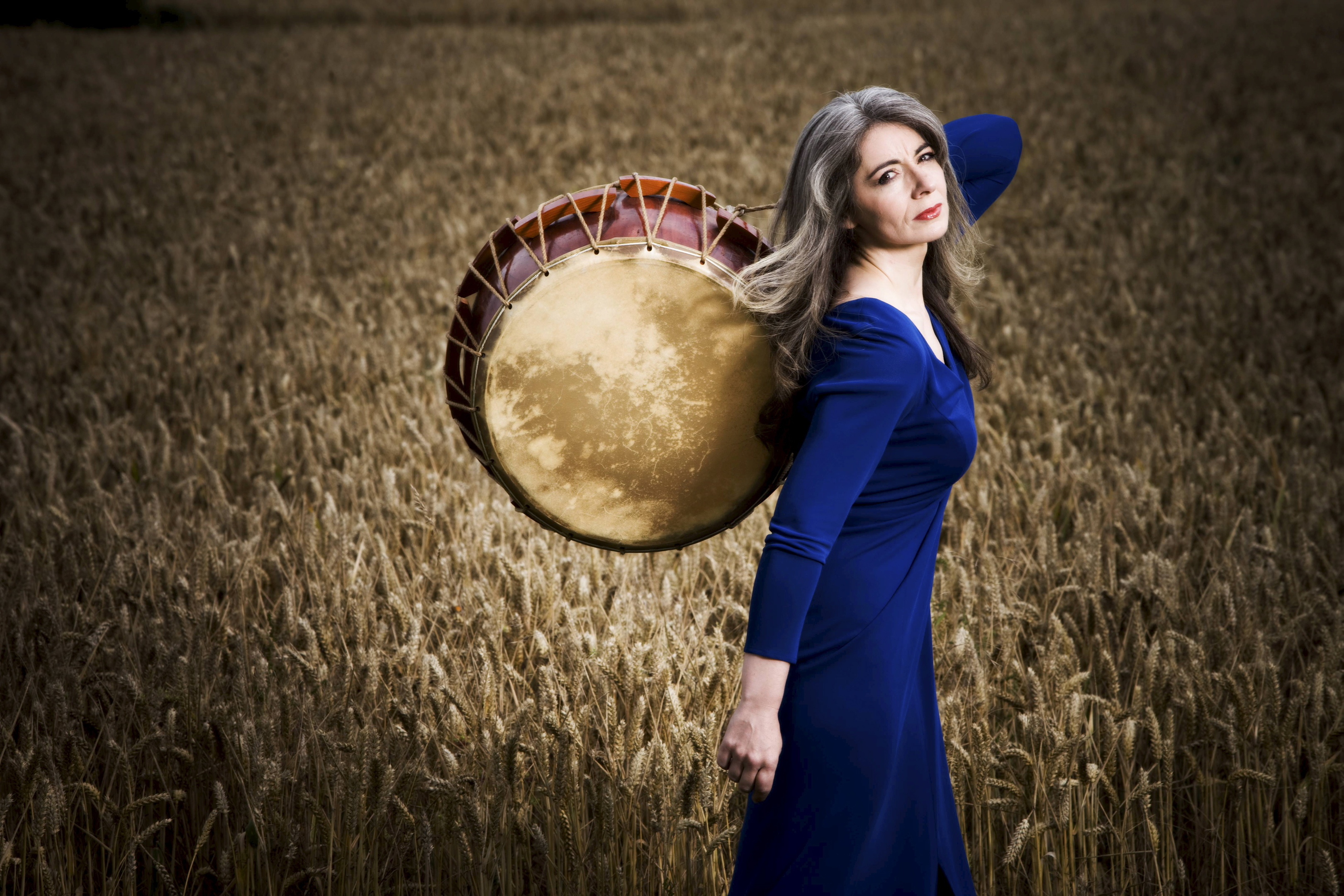 Dame Evelyn Glennie has made the list