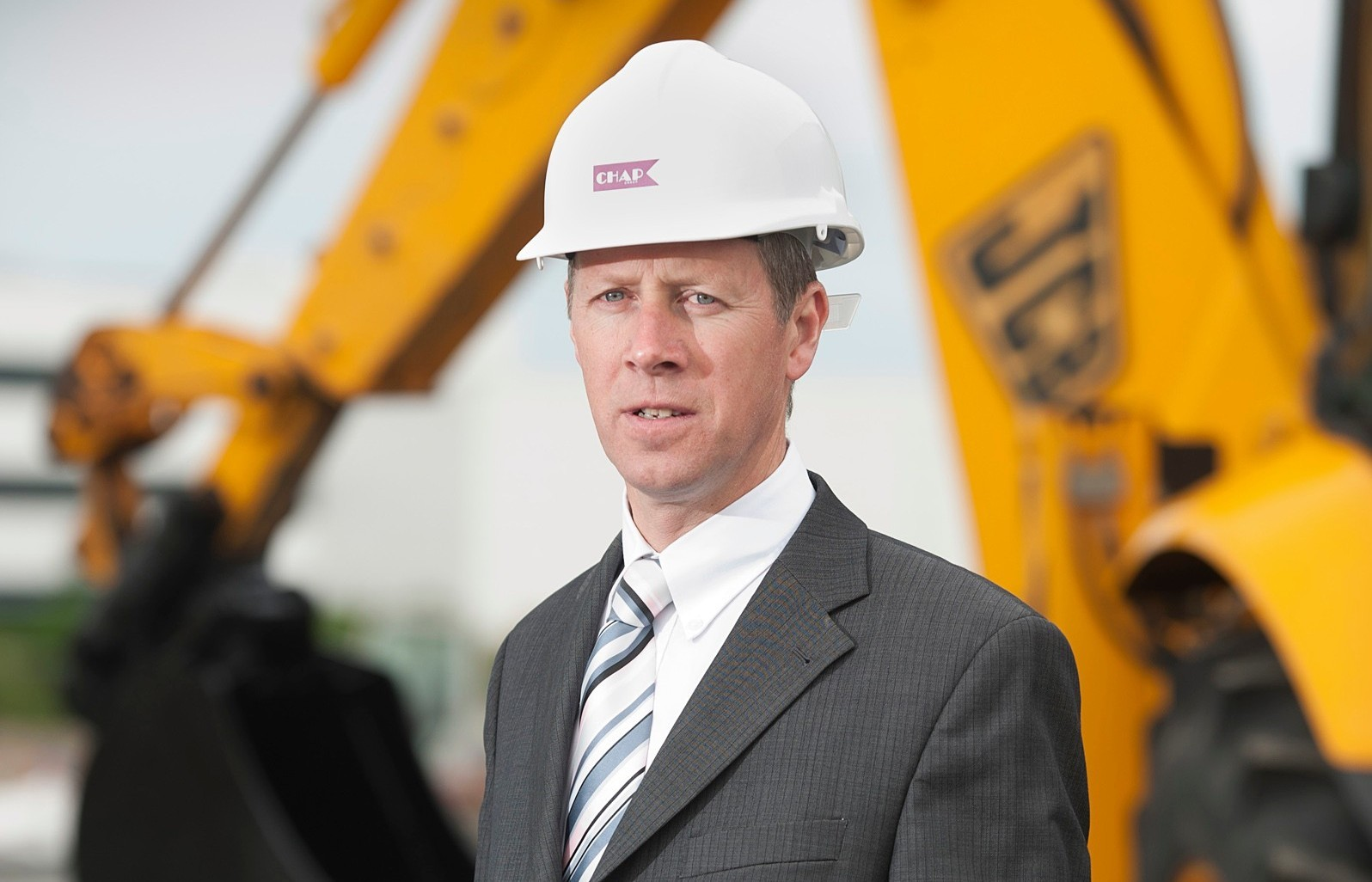CHAP Group joint managing director Douglas Thomson
