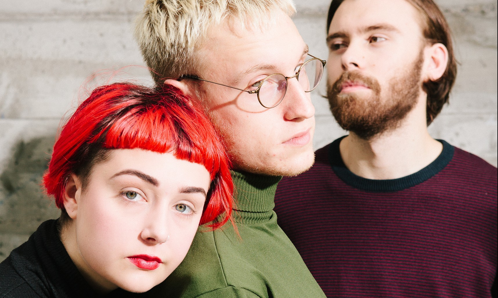 Kagoule  played the city's Tunnels last night.