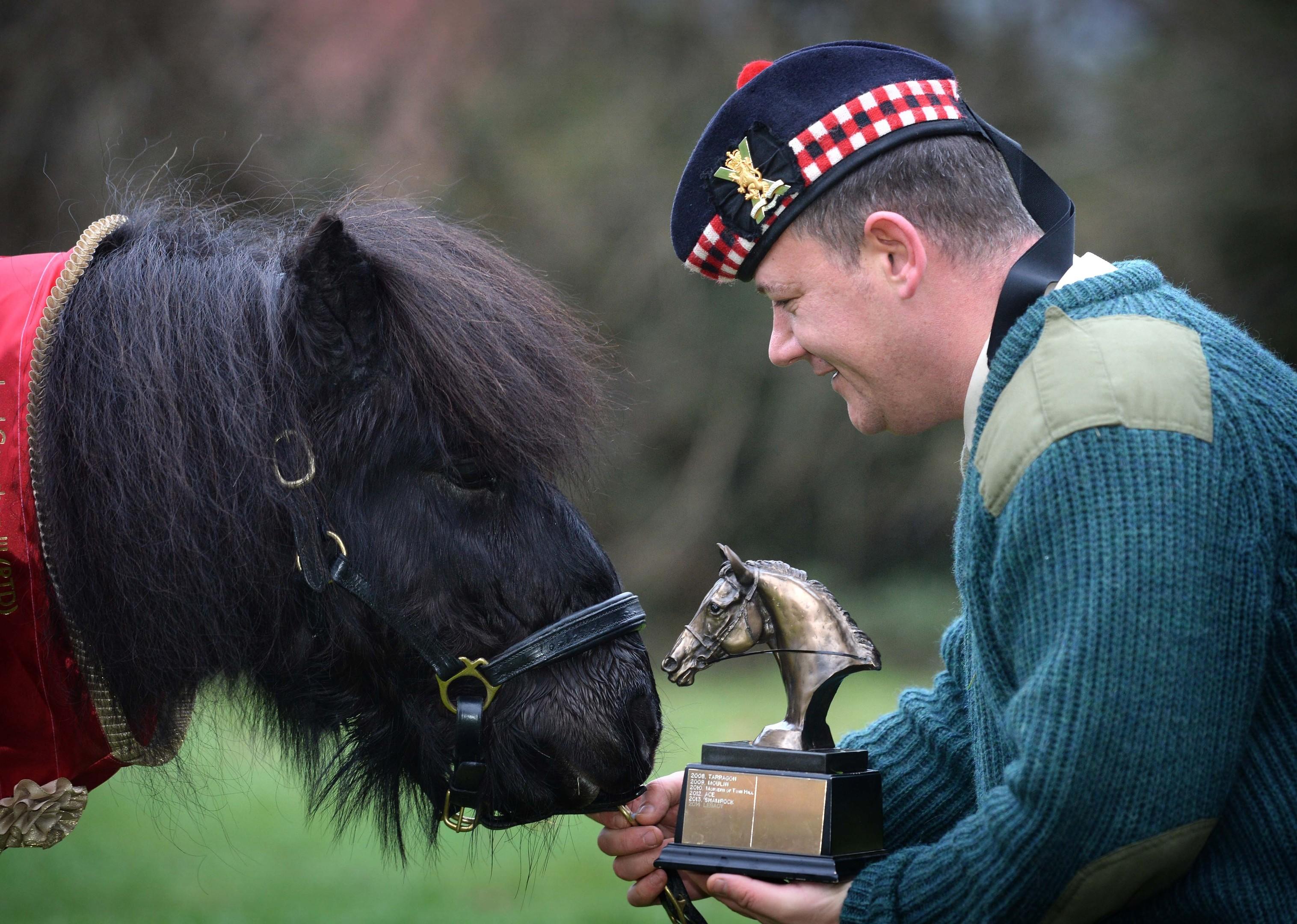 Cruachan III has been given an award