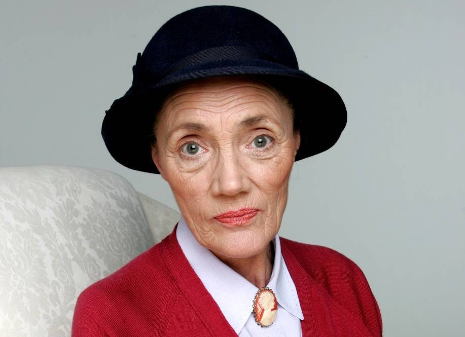 Shirley Stelfox has passed away