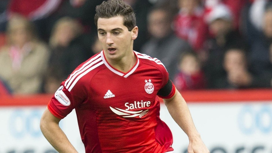 Aberdeen's Kenny McLean has thanked the Dons faithful for their backing this season