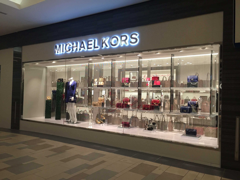Aberdeen's new Michael Kors store
