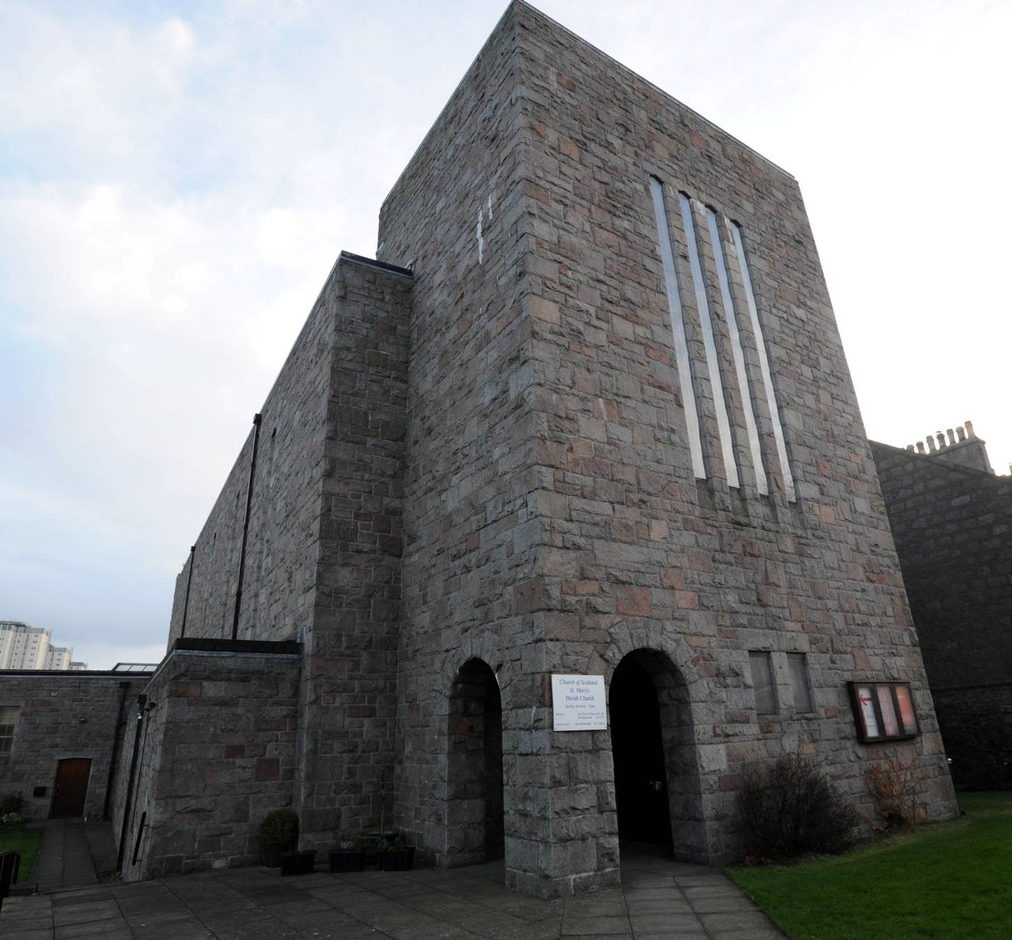 St Marys Church of Scotland