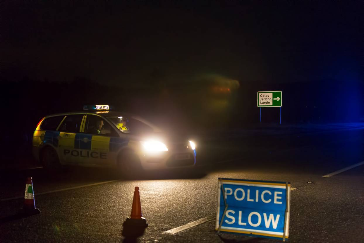 A man has died after being struck by two cars