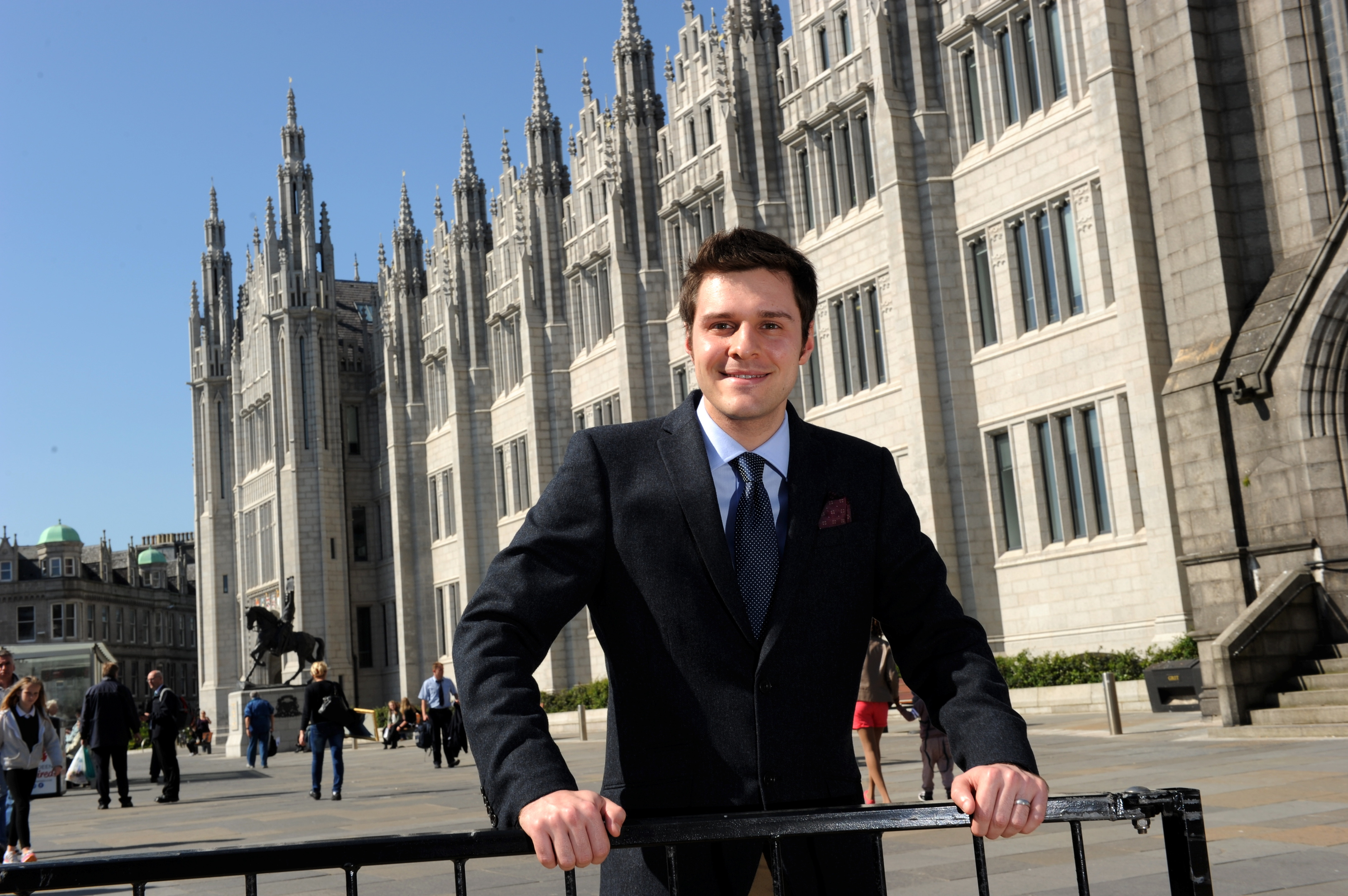 Councillor Ross Thomson