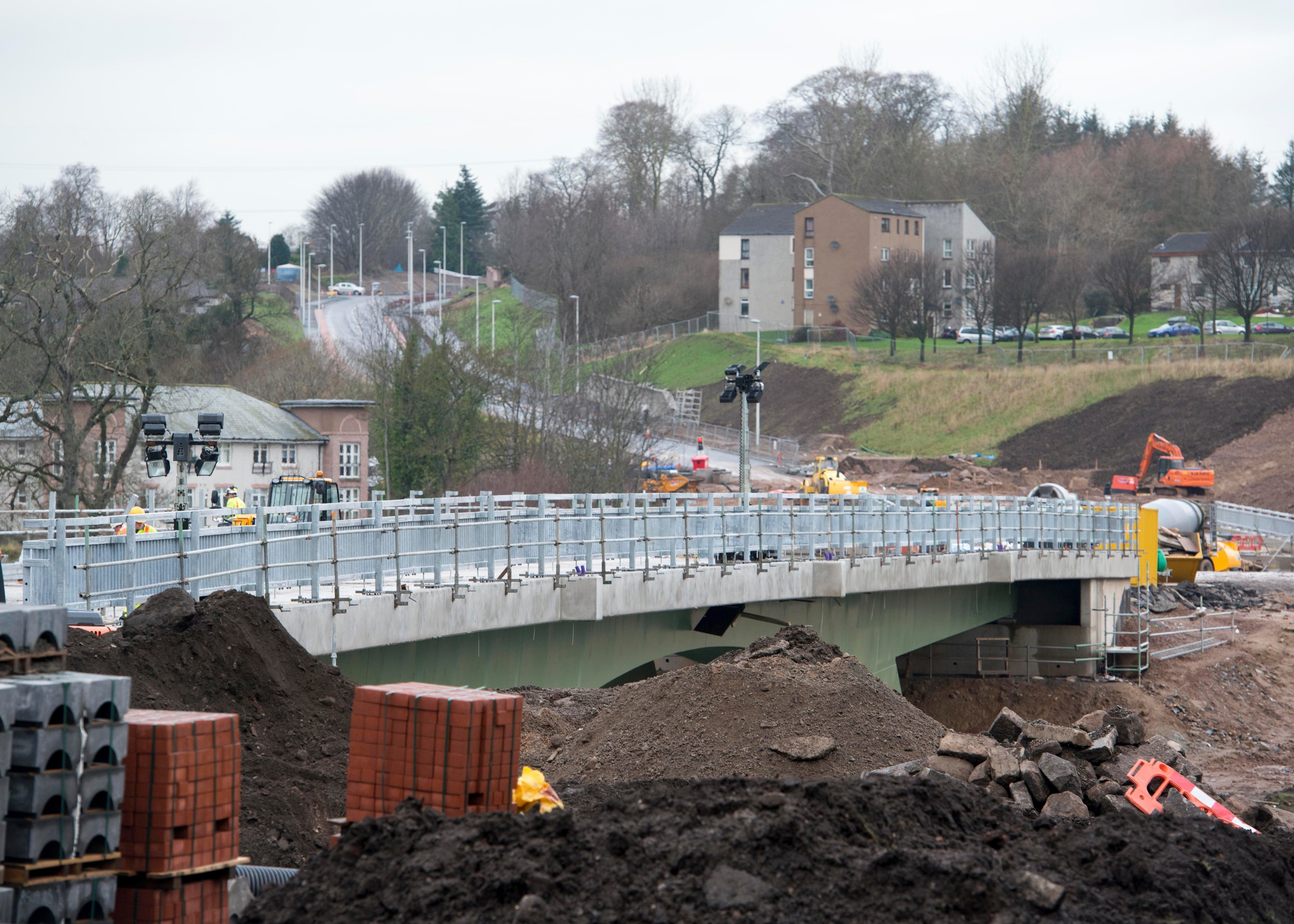 School pupils are to name the new Third Don Crossing.