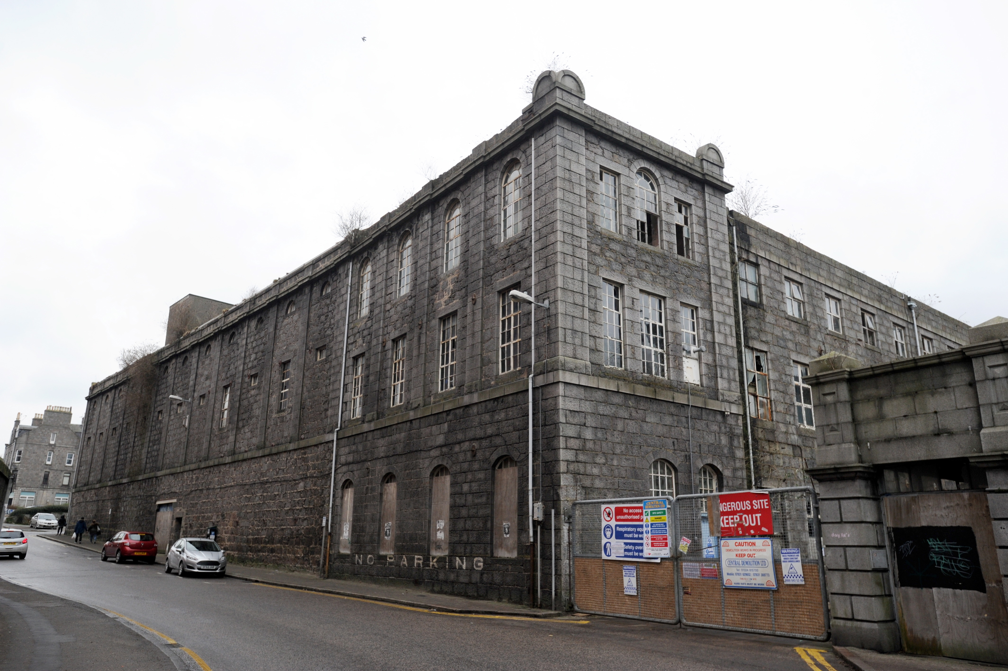 The Broadford Works site