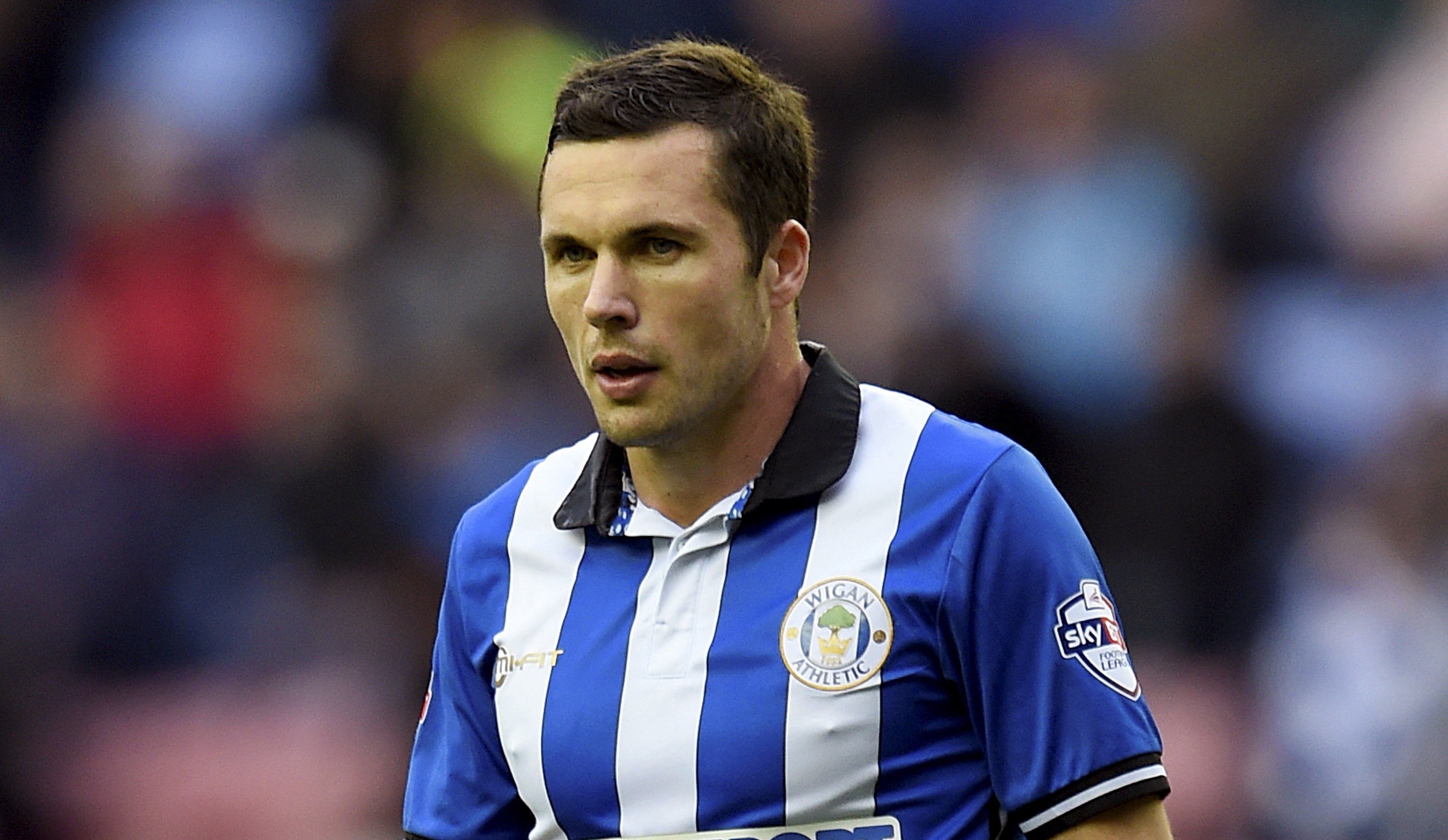 Don Cowie, Wigan Athletic