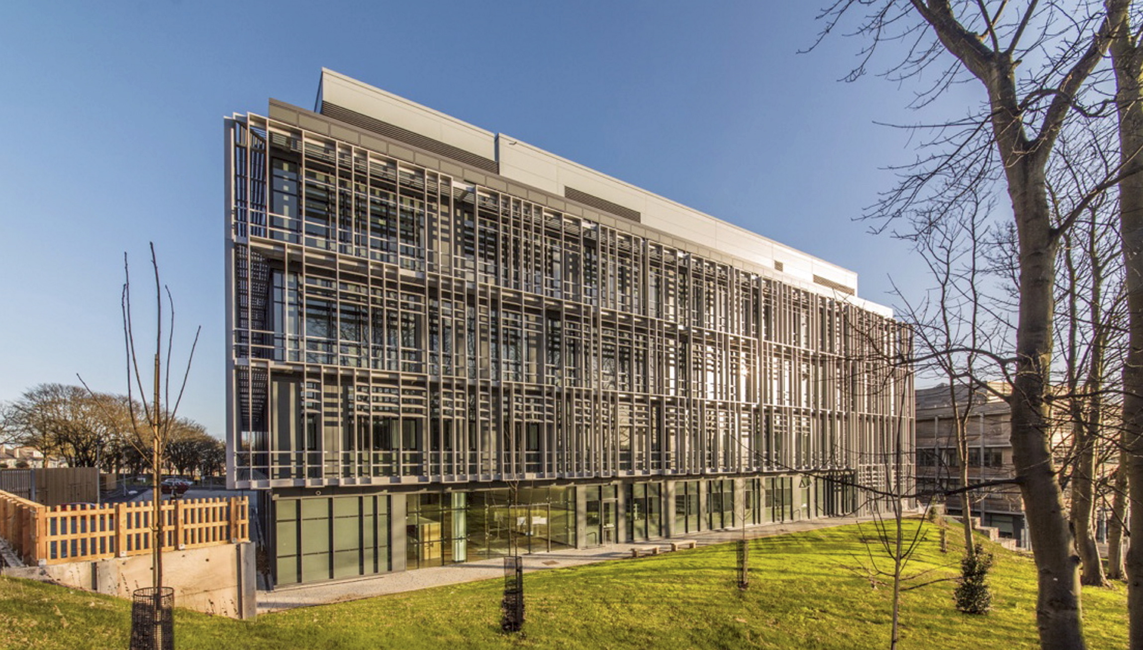 An artist's impression of how the University of Aberdeen's state-of-the-art nutrition facility looks.