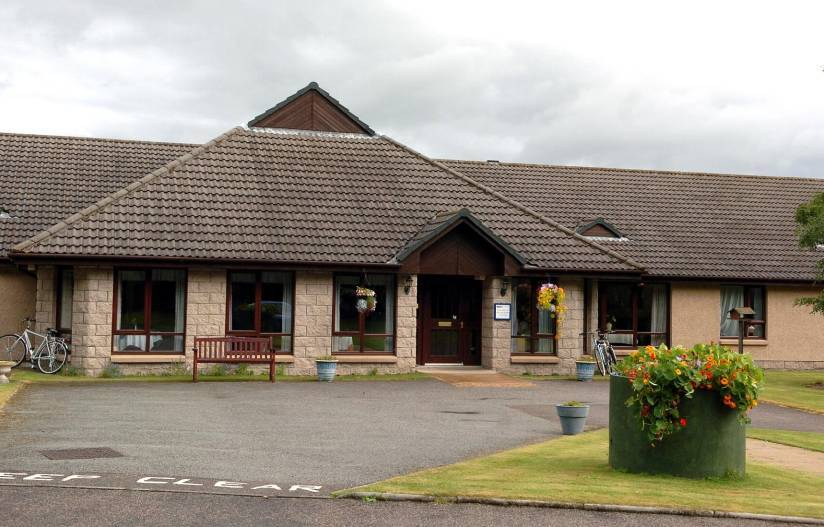 The Meadows Care Home in Huntly