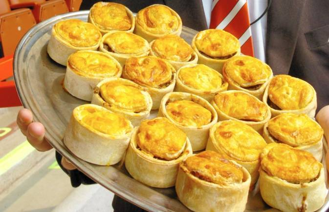 Pittodrie pies