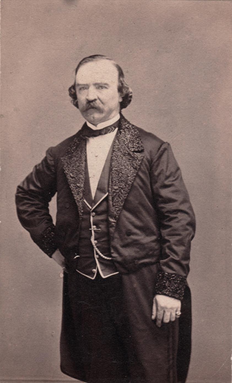 Prof John Henry Anderson.