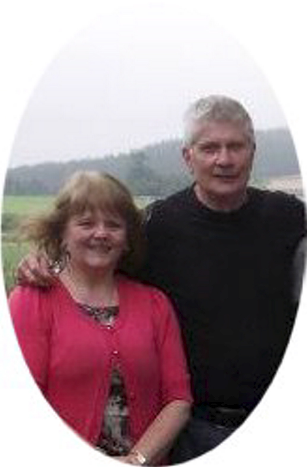 Margaret and John Luckwell