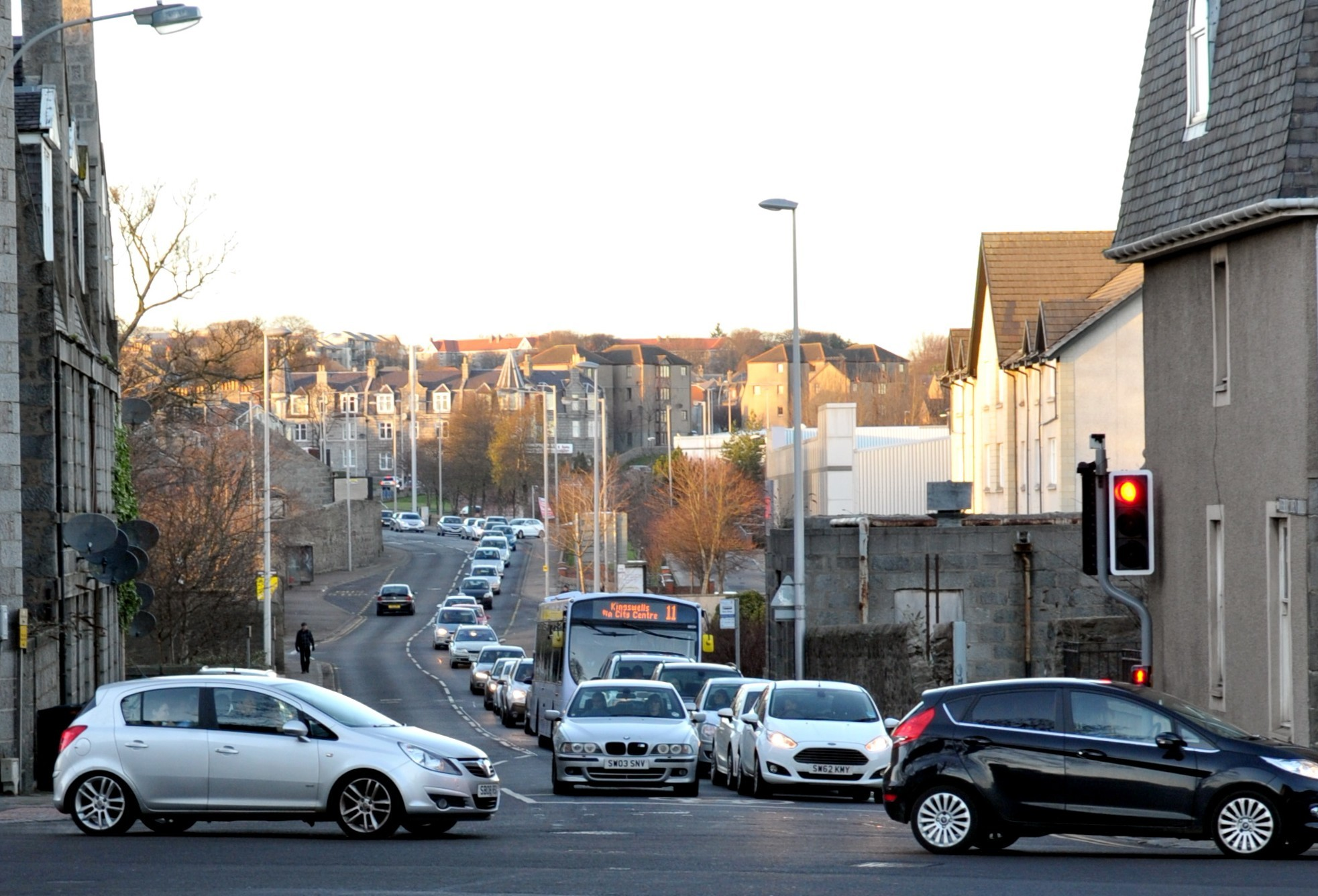 Berryden Road
