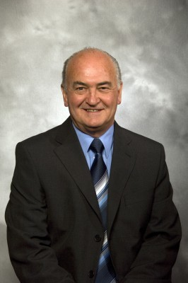 concern: Councillor Neil Cooney recognises the problem in Dyce.