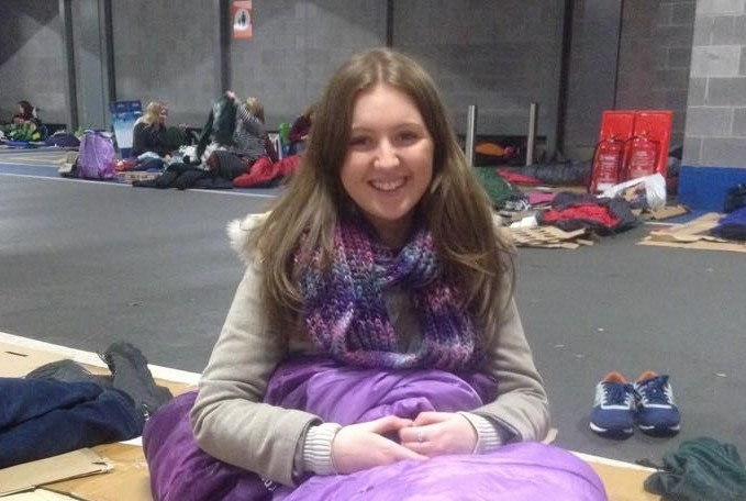 RGU student Sarah-Jane Reilly hopes to raise £1,500 to provide medical aid in Africa.