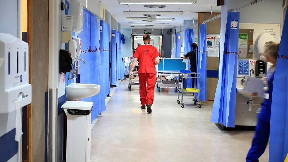 NHS Grampian hopes to save £18 million.