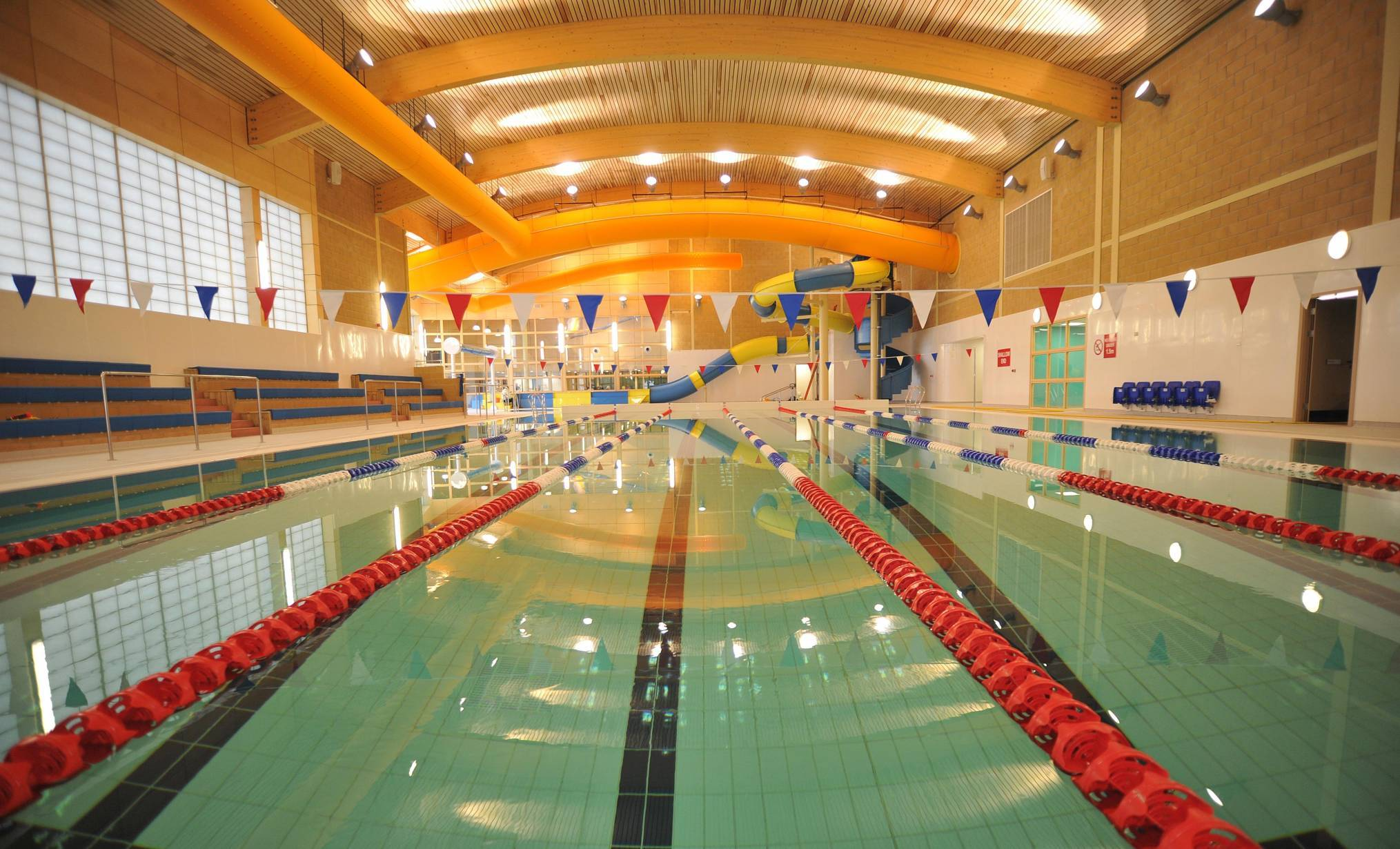 Fraserburgh Community Centre swimming pool