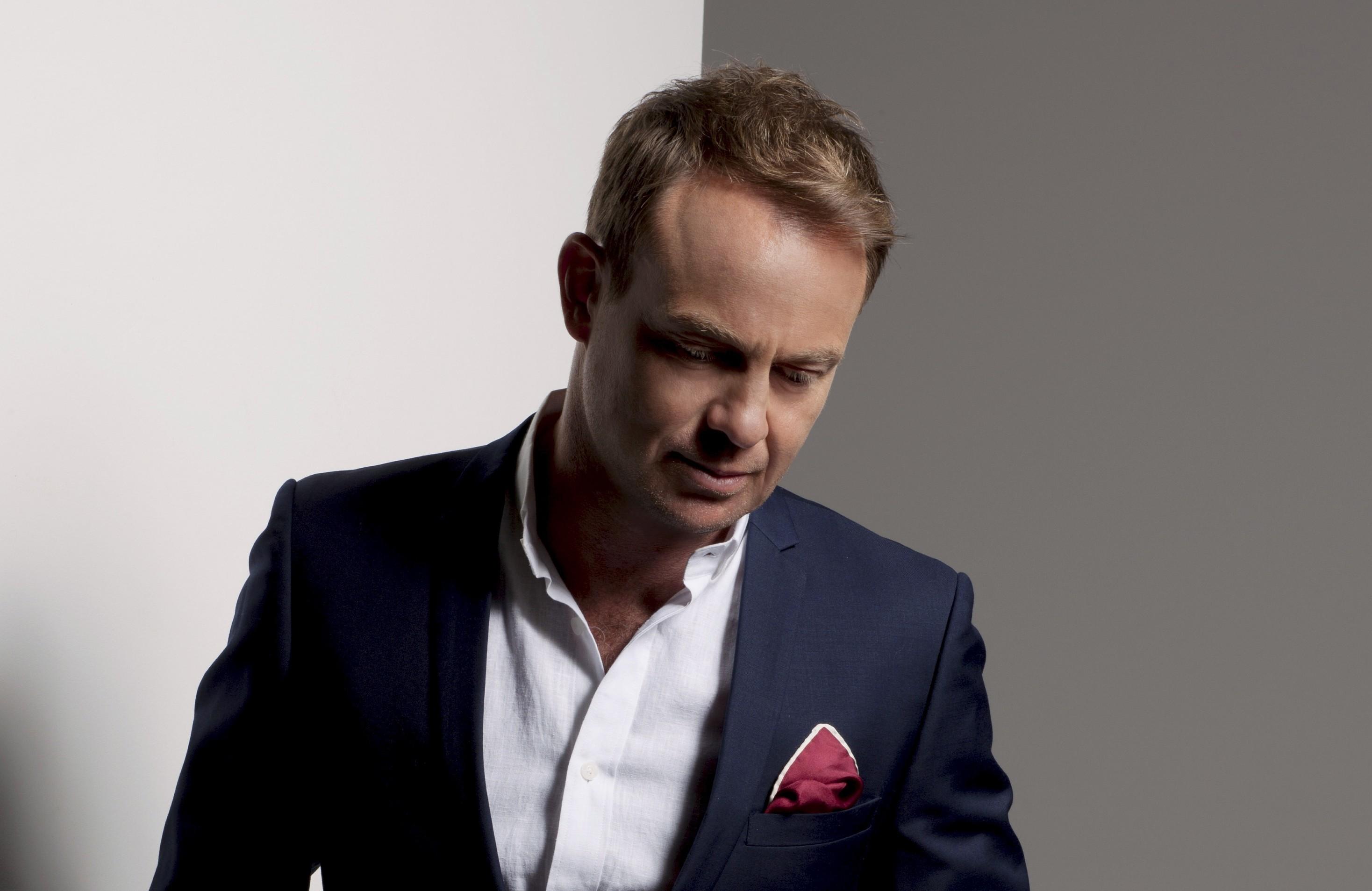 Jason Donovan will perform at the Music Hall