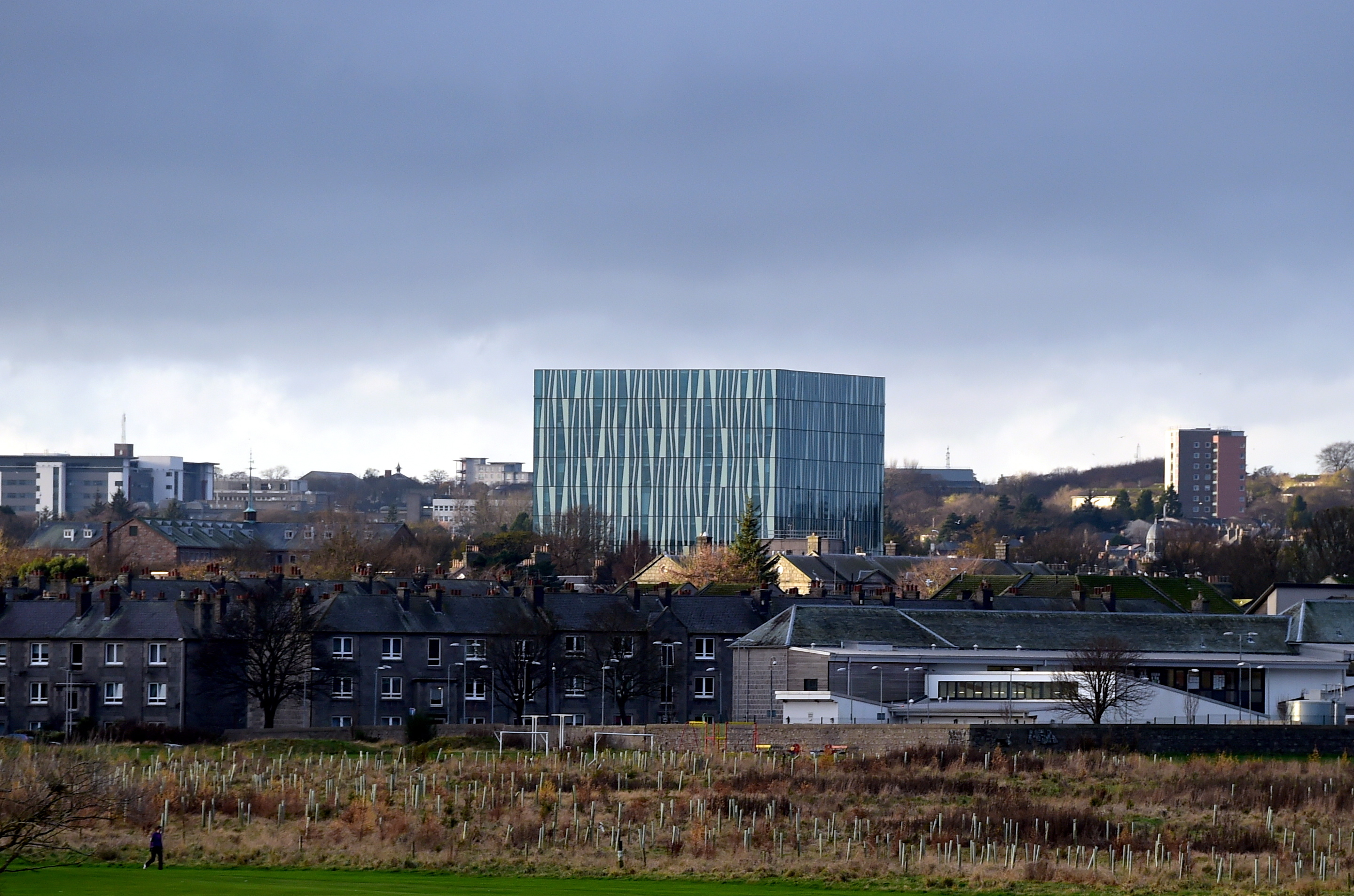 studies:  Those out of work because of the downturn are being offered a discount on fees at the University of Aberdeen.