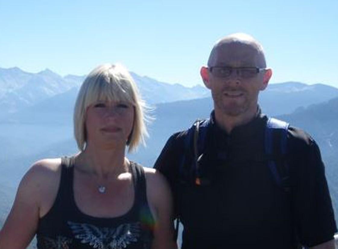 Doug Walton proposed live on BBC Radio 2 to partner, Sarah.