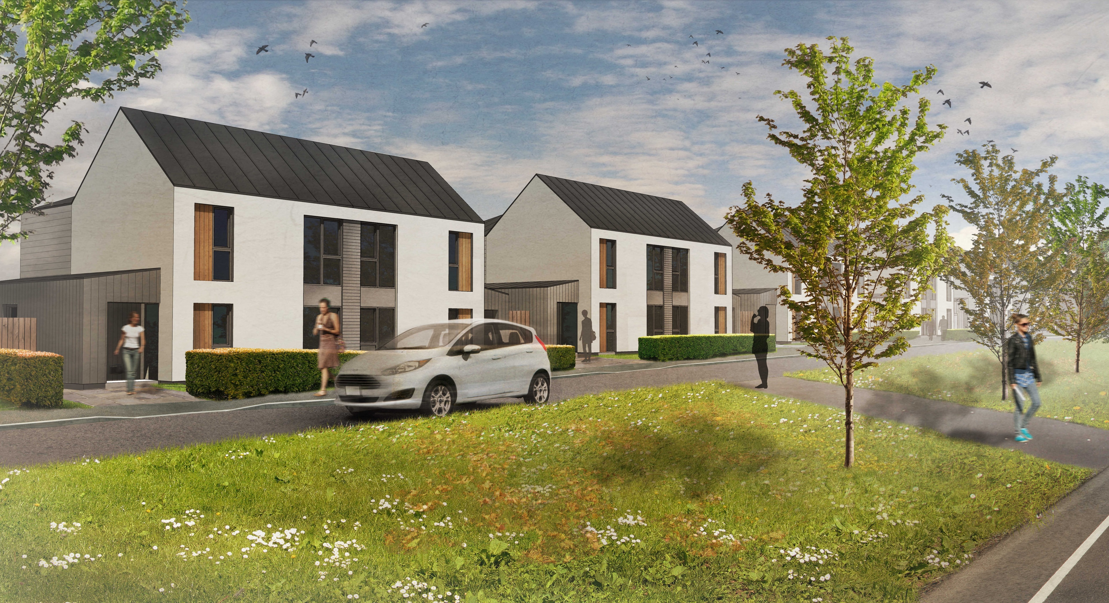 Houses proposed at Smithfield