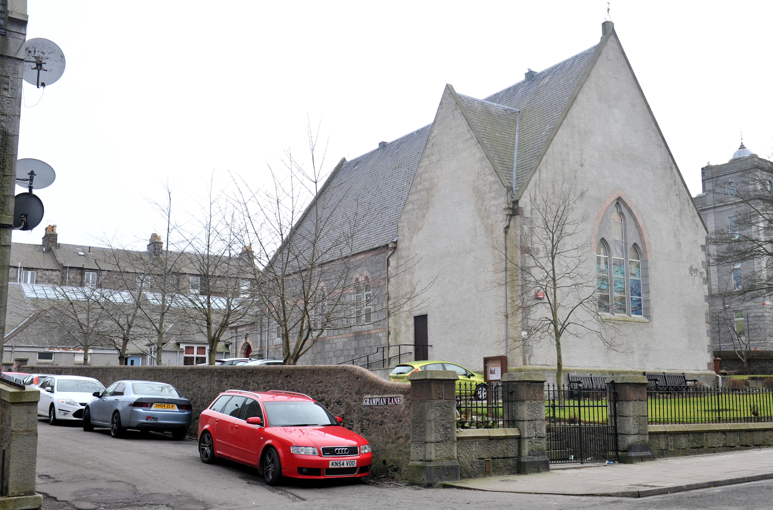 Classes could be held at St Fittick's Parish Church.