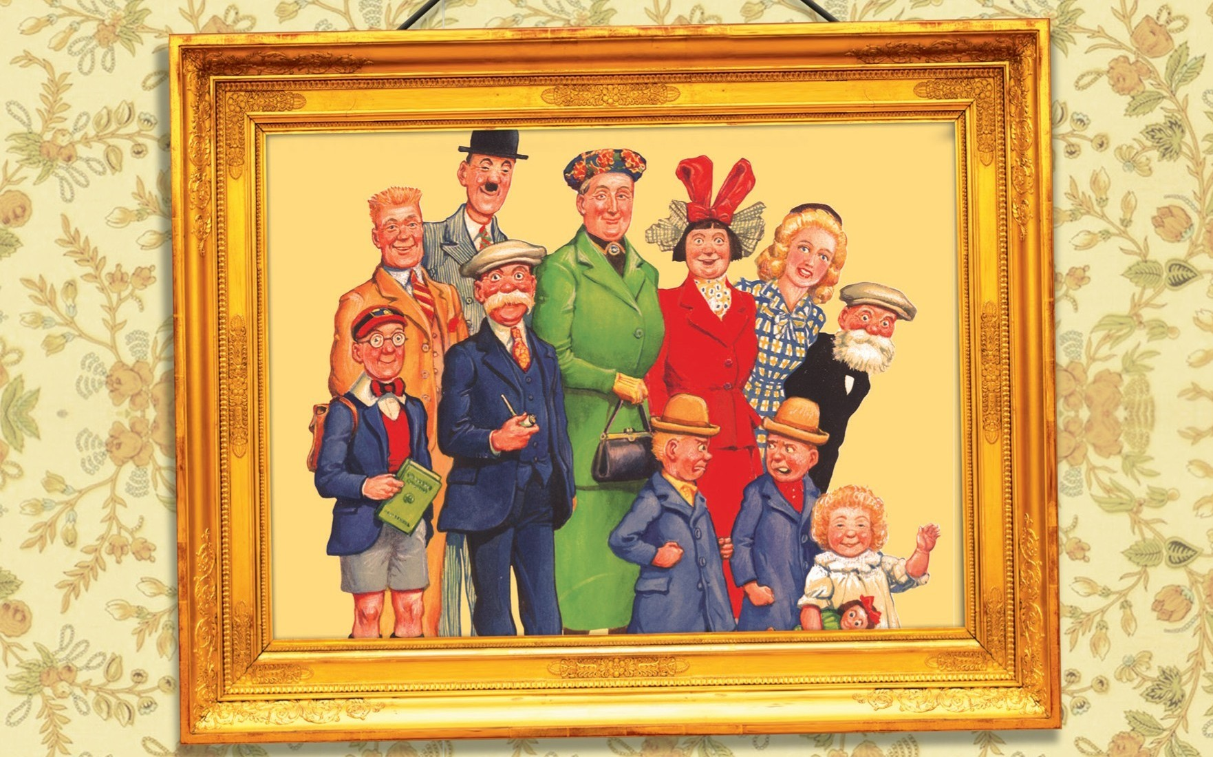 The stage version of The Broons is just one of the shows heading to His Majesty's Theatre.