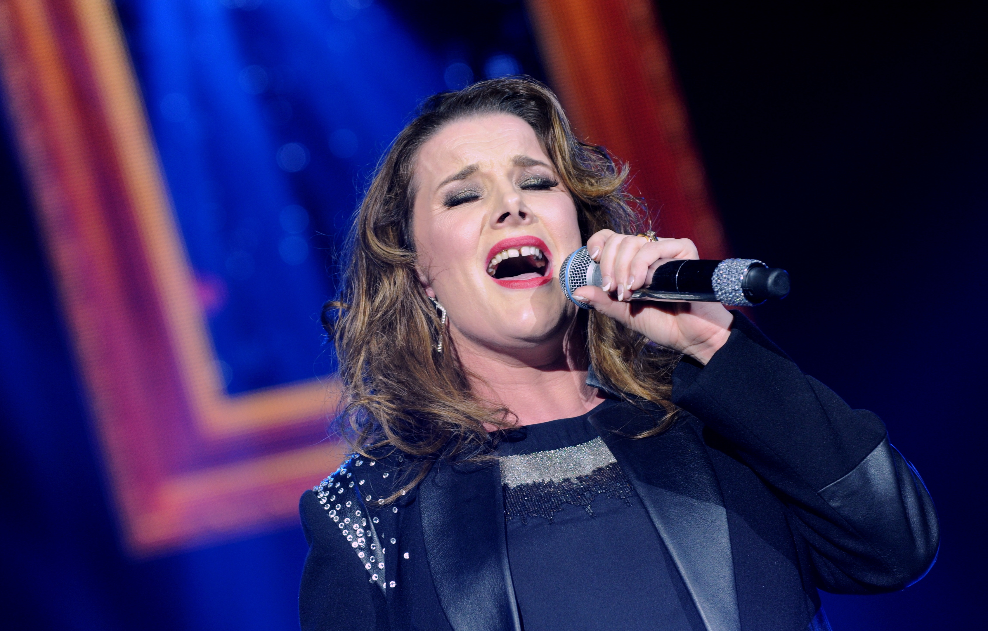 Sam Bailey shot to fame after winning The X Factor  in 2013.