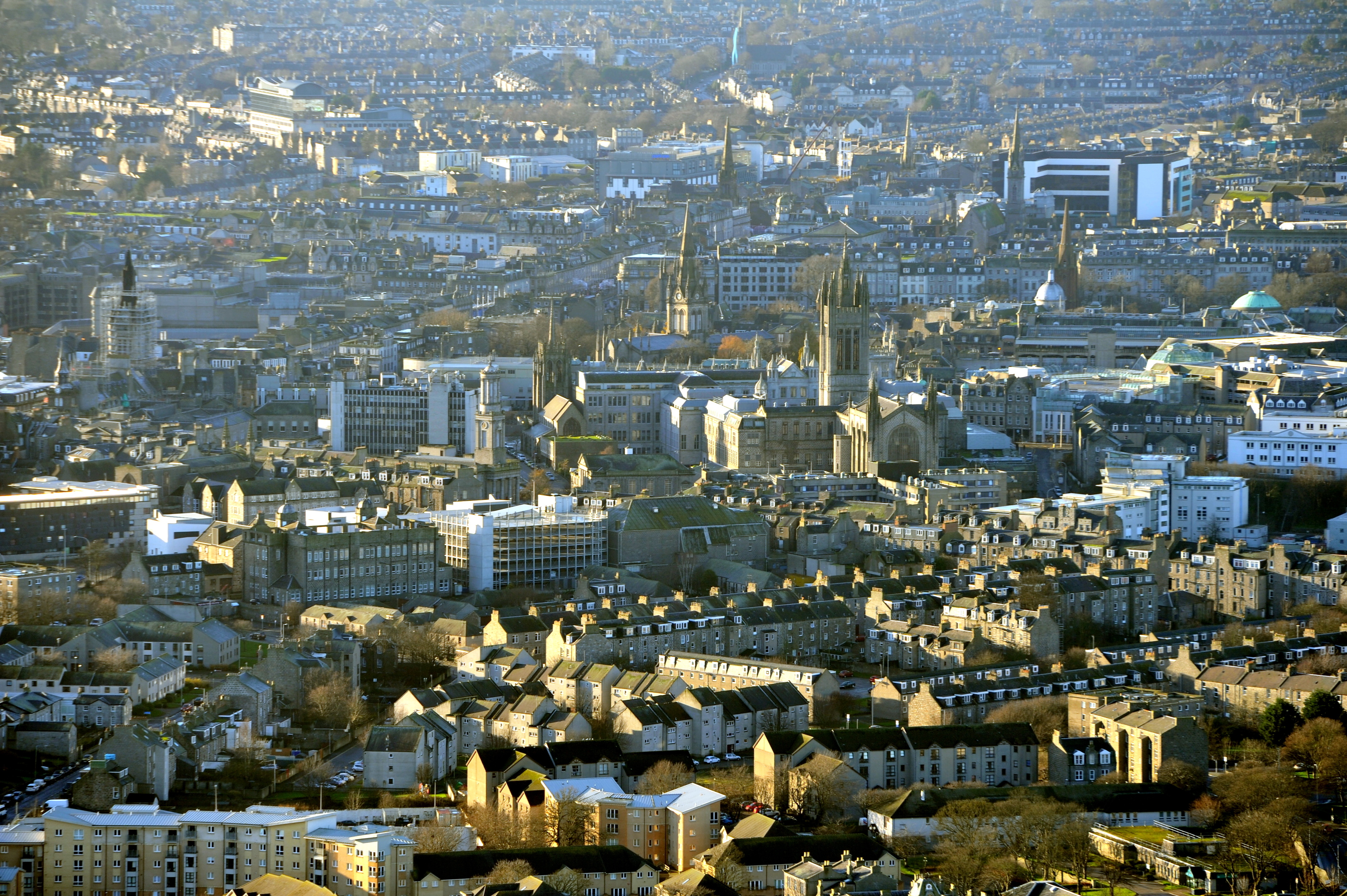 Housing support in Aberdeen costs 65% more than the Scottish average, almost double Glasgow.