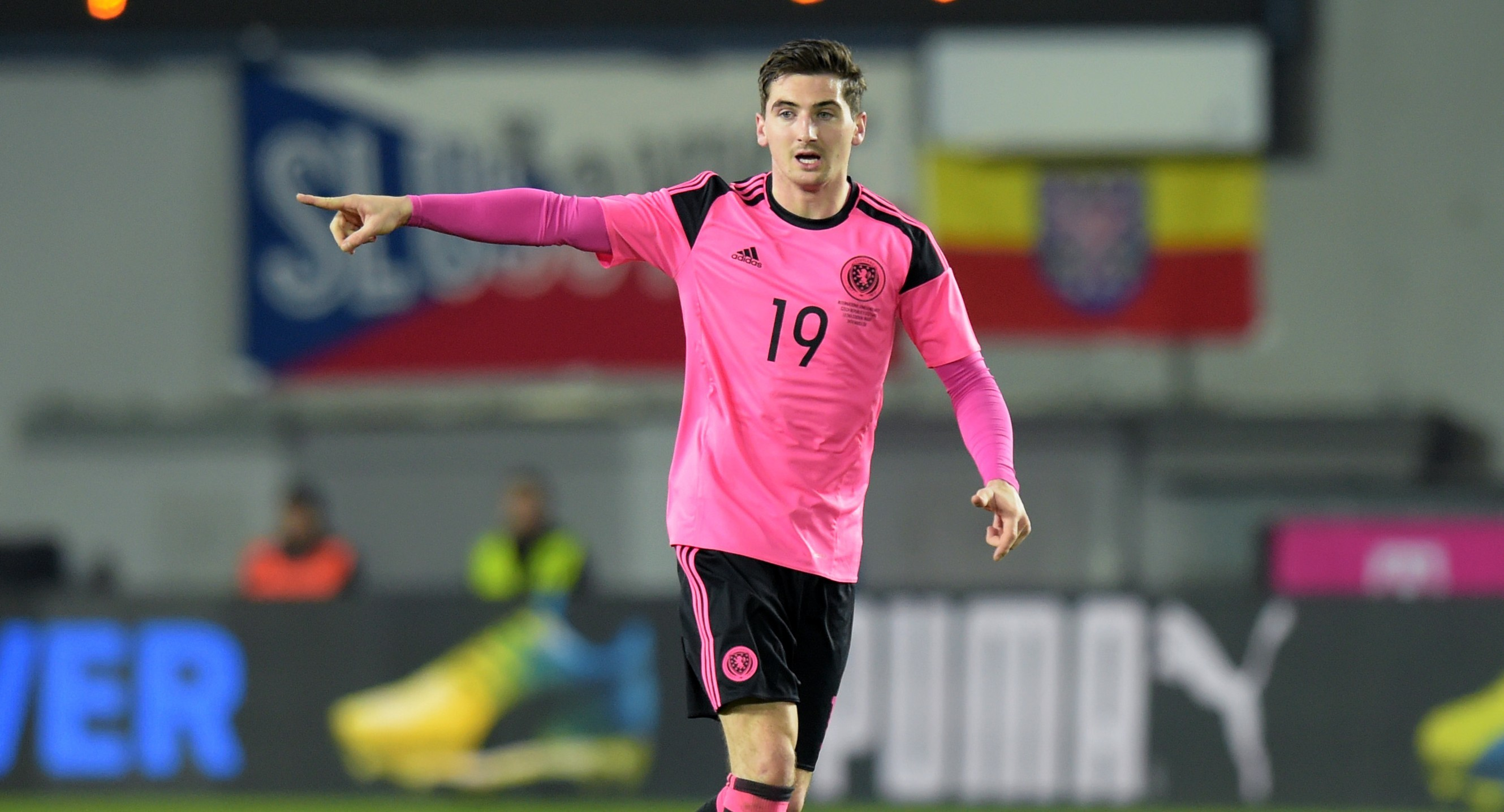 Kenny McLean points the way on his debut.
