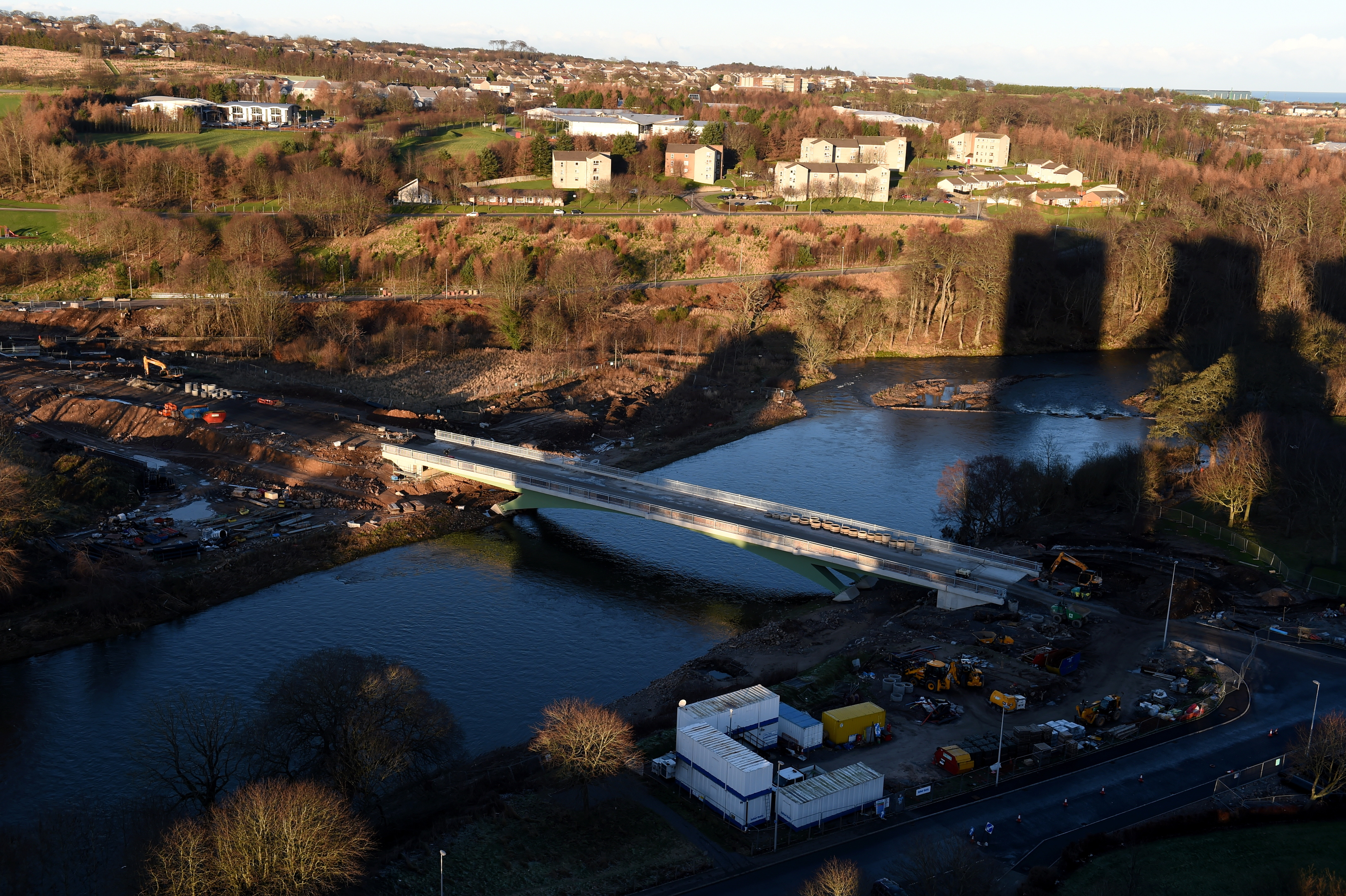 The new bridge will link Bridge of Don with Tillydrone.