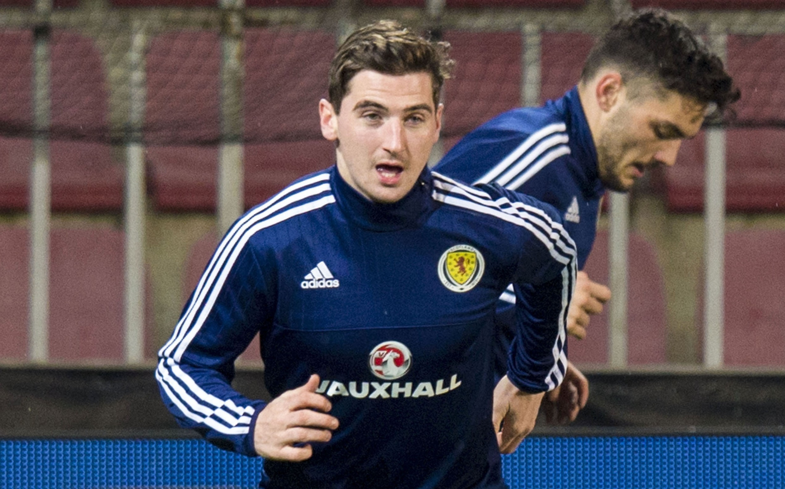 Aberdeen and Scotland's Kenny McLean.