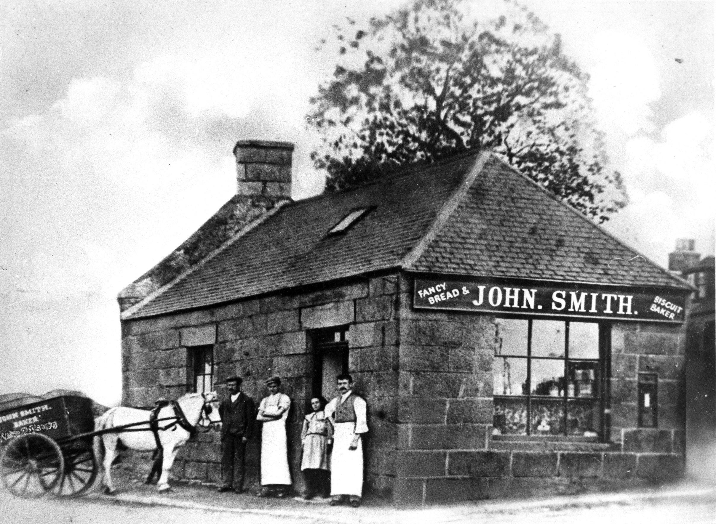 The John Smith & Sons bakery in New Pitsligo has closed.