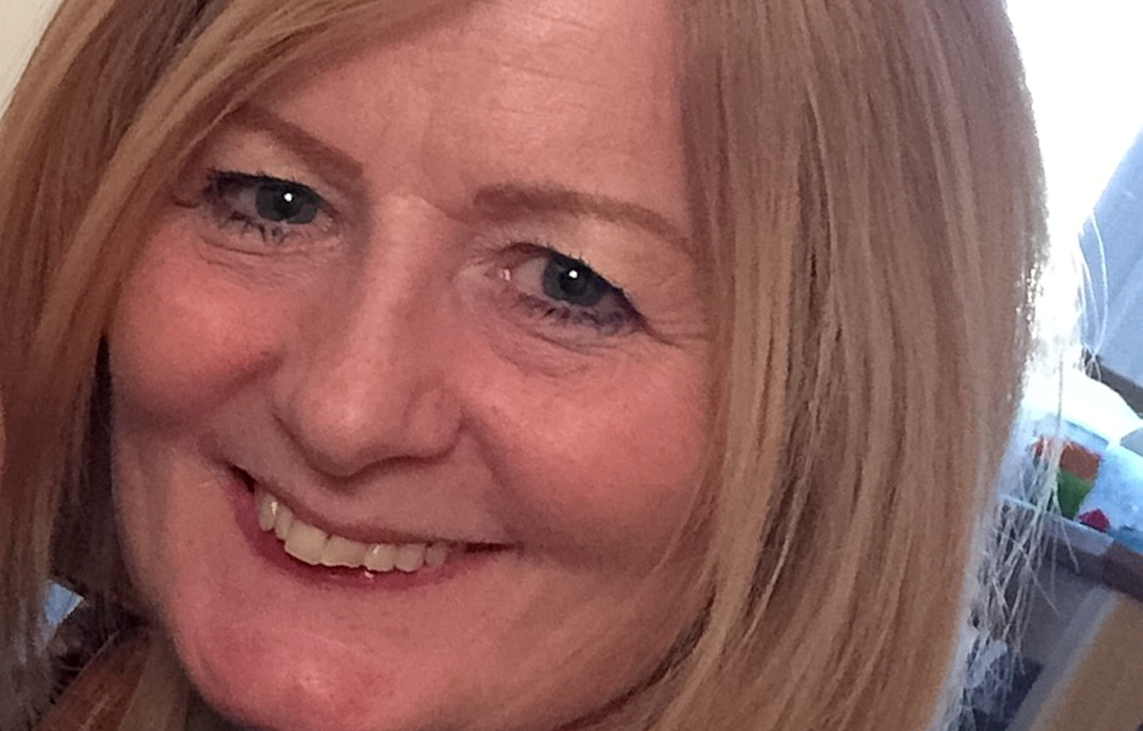 Jamesina Stewart died after a two-car crash on the A90.