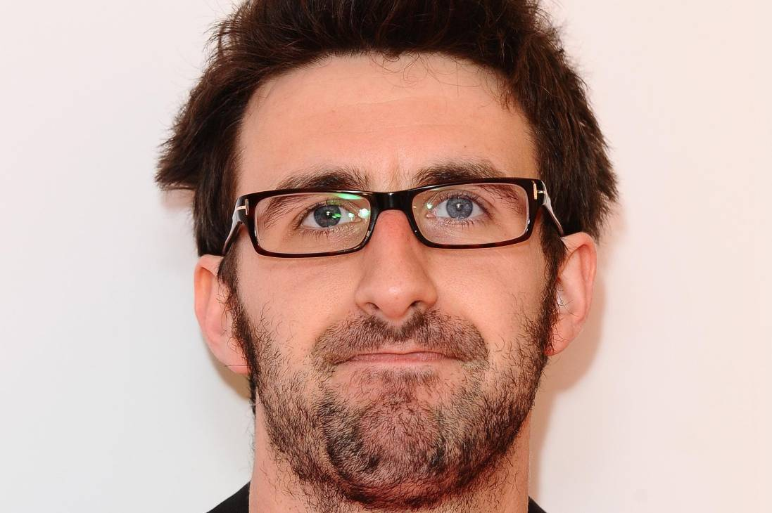Mark Watson arrives at the Channel 4 Comedy Gala at the O2 in London.