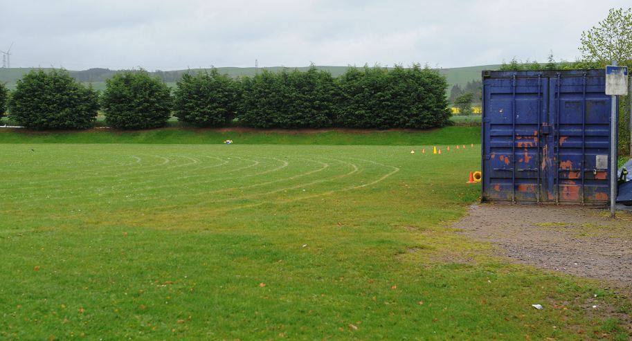 A petition has been made in a bid to keep the playing fields.