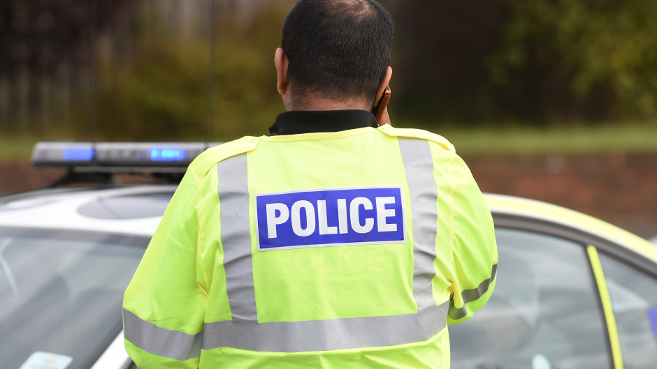 Police are appealing for witnesses after the incidents in Balmedie.
