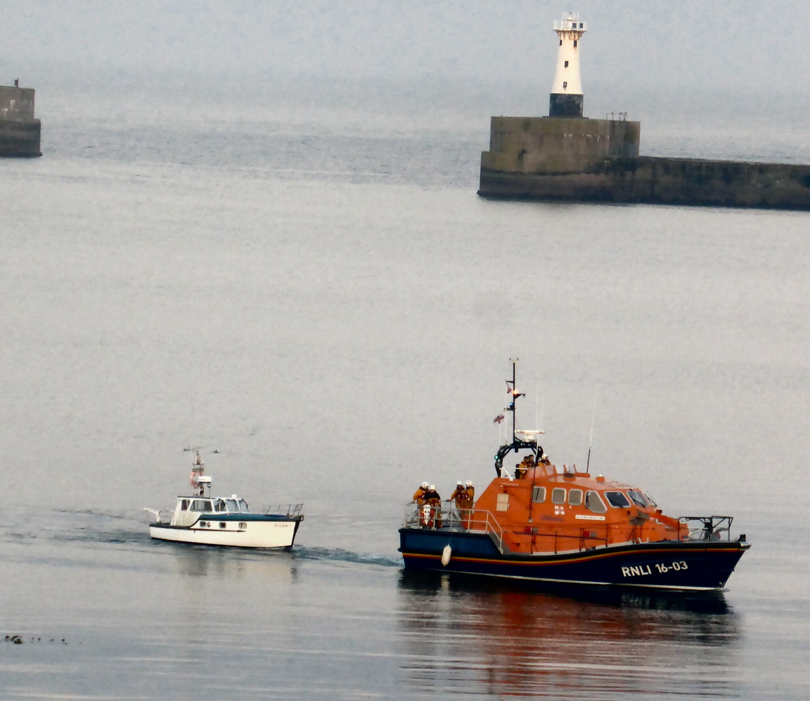 Picture by RNLI.