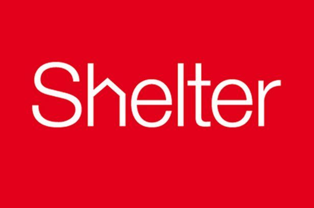 The charity Shelter has spoken about the issue