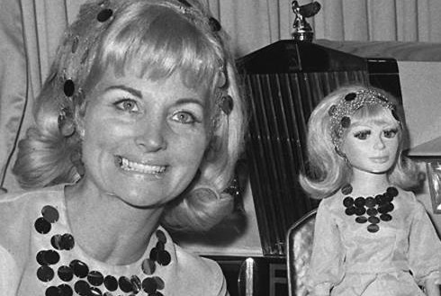 Sylvia Anderson, best known for voicing Lady Penelope in the hit TV show, who has died aged 88 at her home.